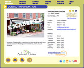 Example DowntownFirst Business